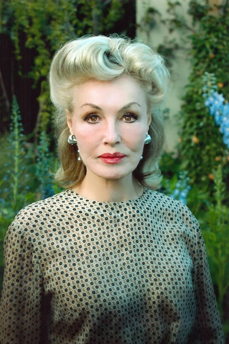 The reluctant & insultingly blunt mentor (muse: JULIE NEWMAR)