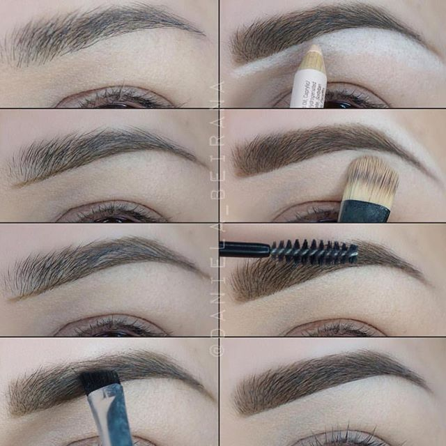 share everyday makup tips ( step by step )