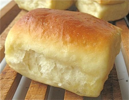 Let the good times roll… Parker House rolls | Flourish - King Arthur Flour's blog