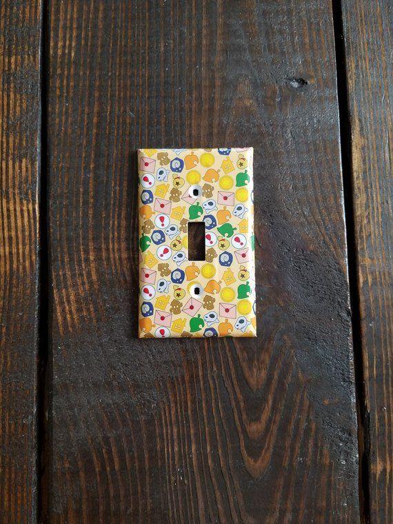 Legend Of Zelda Custom Handmade Electric Outlet Cover Kids room decor