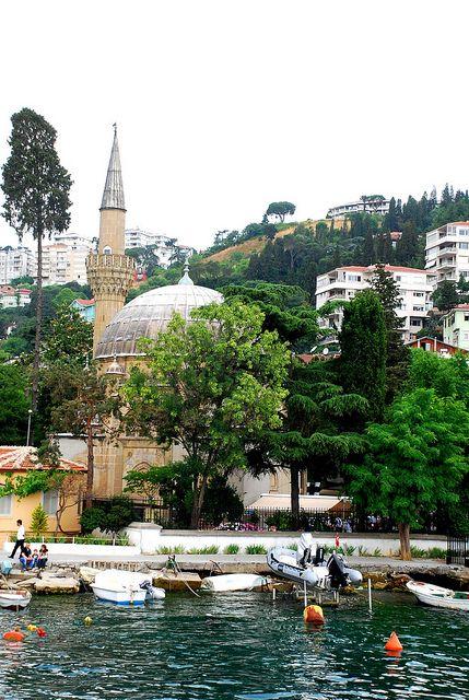 Bebek Mosque, Istanbul, Turkey.
