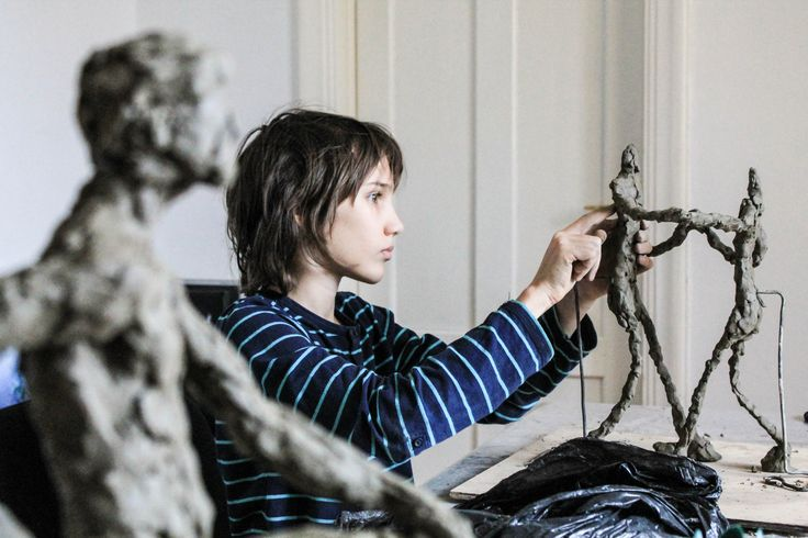 Atelier de sculptura si modelaj in lut, Felicitari viitorului artist Albert!  Pentru detalii: 0736 913 866 office@mara-study.ro www.mara-study.ro