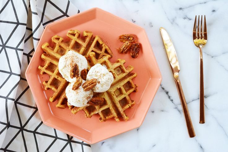 In honor of National Waffle Day and in hopes of bringing on Fall, here is the recipe for our favorite waffles – Pumpkin Spice Waffles. This is a recipe for the O + P archives. I first shared …