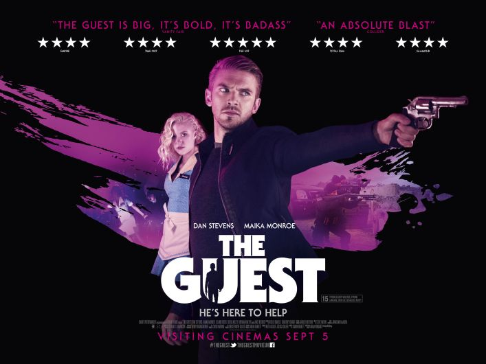 The Guest | Stu Loves Film