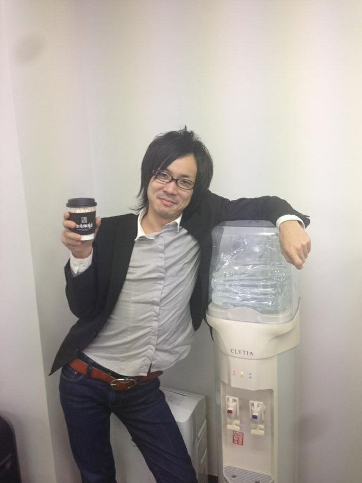 Ueshima Coffee and Water Cooler