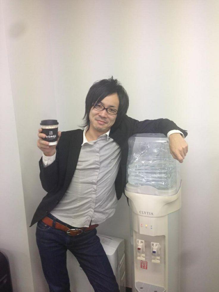 Ueshima Coffee and Water Cooler