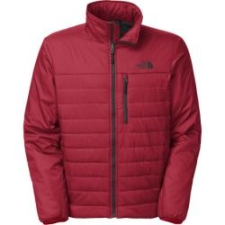 Save on The North Face Red Blaze Insulated Jacket - Men's Biking Red, L Volume Discounts Men's Clothing,Men's Jackets,Men's Synthetic Insulation Jackets, The North Face When winter really sets in and temperature drops into the teens, you can zip the Red Blaze into a compatible shell from The North Face to create a toasty parka. When it's time to pack up and head out for a hike, you can stow the Red Blaze inside its own pocket so it takes up less room in your pack, then pull it out if the ...