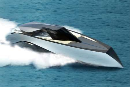 luxury speed boats - Google Search