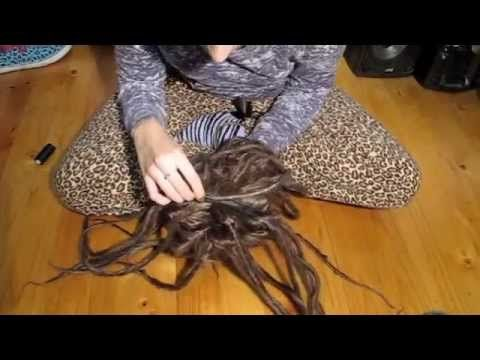 Make A Dreadlock Wig 115