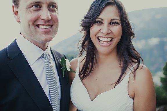 Kirsty and Fergus�s Italian Destination Wedding
