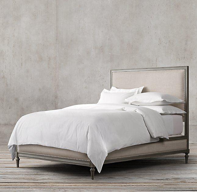 Maison Upholstered Bed