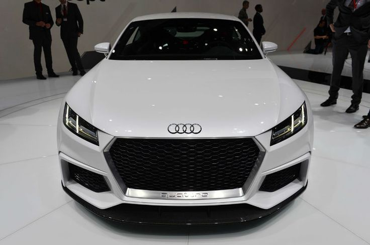 2016 Audi TT RS Facelift