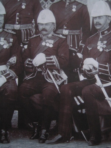 A FINE BOER WAR C.B. GROUP OF SIX AWARDED TO COLONEL G. N. MAYNE, KING'S OWN SCOTTISH BORDERERS, WHO COMMANDED HIS REGIMENT IN SOUTH AFRICA, AND WAS LATER COLONEL OF THE YORK AND LANCASTER REGIMENT
