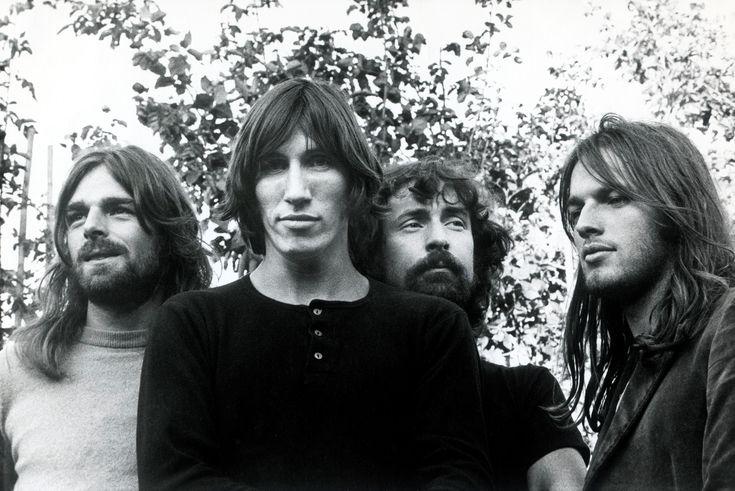 Pink Floyd (The Waters/Gilmour era)-- los mejores