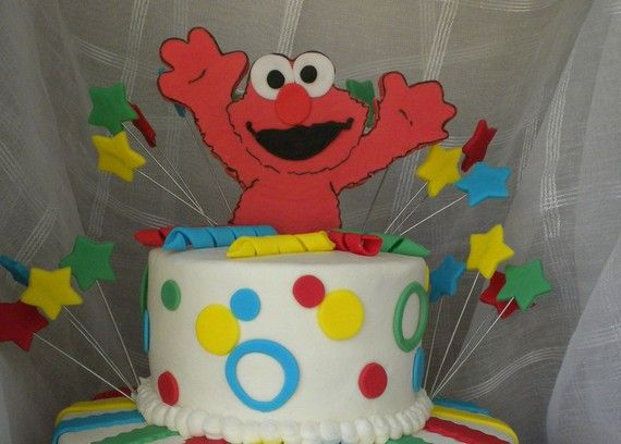 40 best images about sesame street cupcakes and cakes on ...