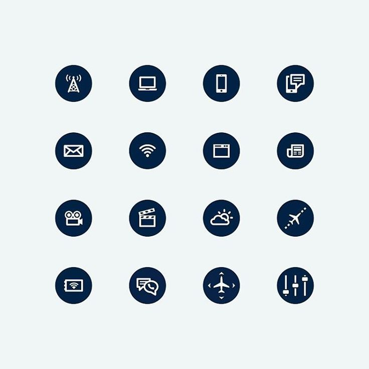 #icons #details for Gogo Business Aviation #work #progress #branding