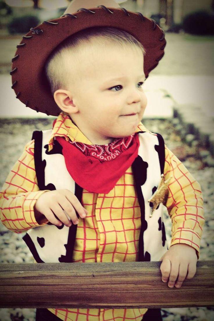 Costumi di Halloween per bambini fai da te - Costumi Halloween fai da te cow-boy