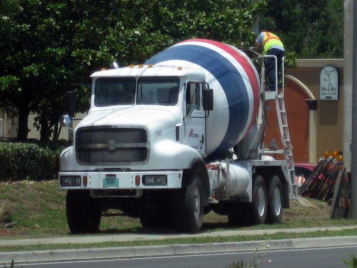 Cemex Oshkosh Cement Mixer - 31147 | Flickr - Photo Sharing!