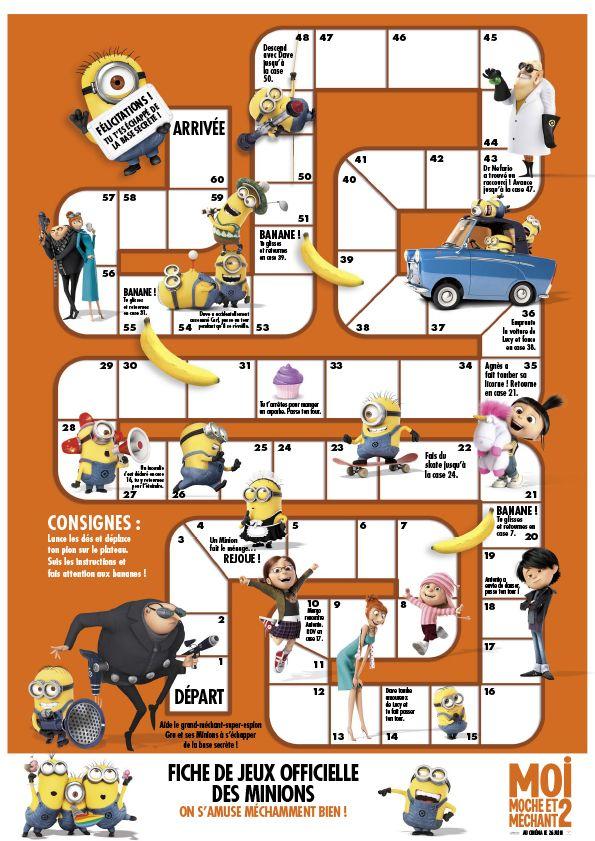 Activités Minions (coloriage, printable, paperptoys, bricolage, ...) #minions #moimocheetmechant #despicableme http://www.papa-blogueur.fr/occuper-les-enfants-pendant-les-vacances-semaine-1-les-minions