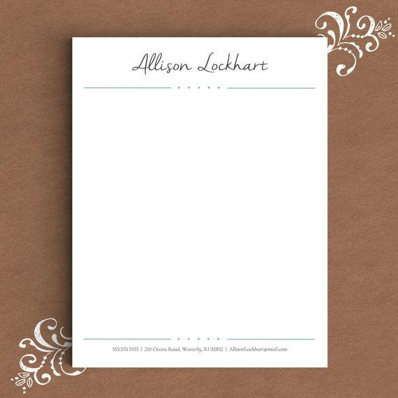 25 trending company letterhead examples ideas on pinterest business letterhead - Letterhead Design Ideas