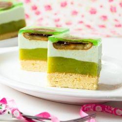 Shrek Cake is a very popular cake in Poland (recipe in Polish, translator available)