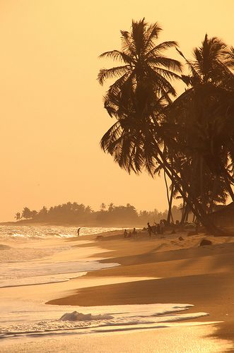 Ghana beach... I loved sitting at the shoreline at this beach when we were there. I miss Ghana