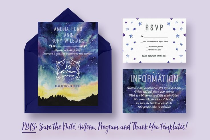 Wedding Divas Invitations Template: 41 Best Images About Announcements & Invitations On Pinterest
