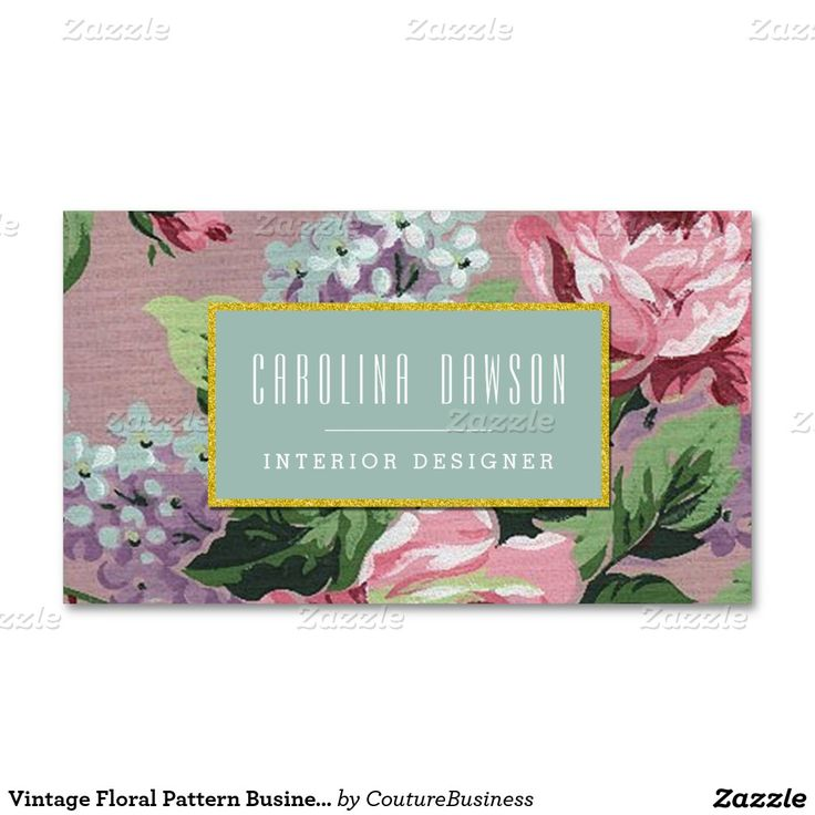 Floral design business cards goalblockety floral design business cards reheart Gallery