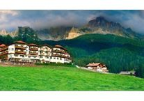 The Hotel Maria is your family hotel, mountain-bike center, and winter paradise far up in the South Tyrolean Dolomites.  Prices 1800 euro/week (half pension)