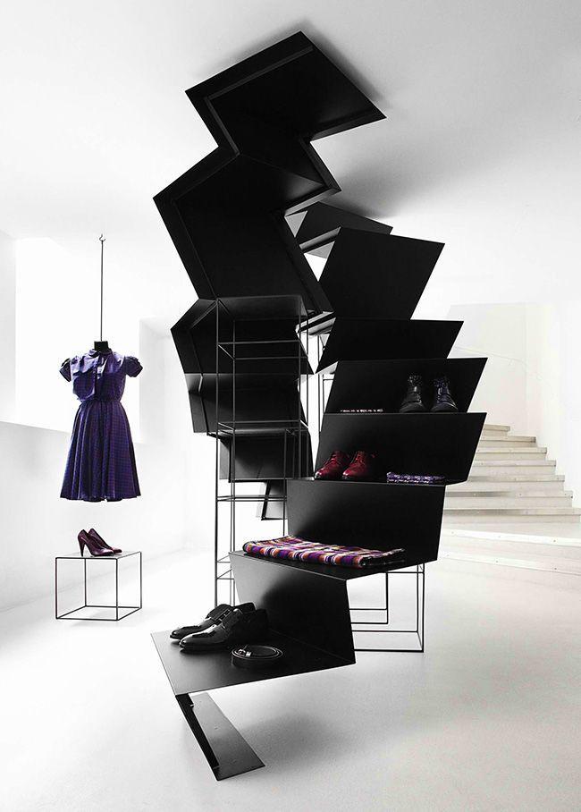 HappyModern.RU   Дизайн магазина женской одежды (82 фото): как создать стильный интерьер   http://happymodern.ru
