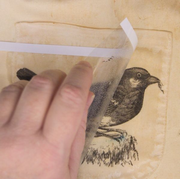 14 Image Transfers on Fabric with-Ink-Jet-Transparencies-Thicketworks-for-The-Grahics-Fairy-Remove