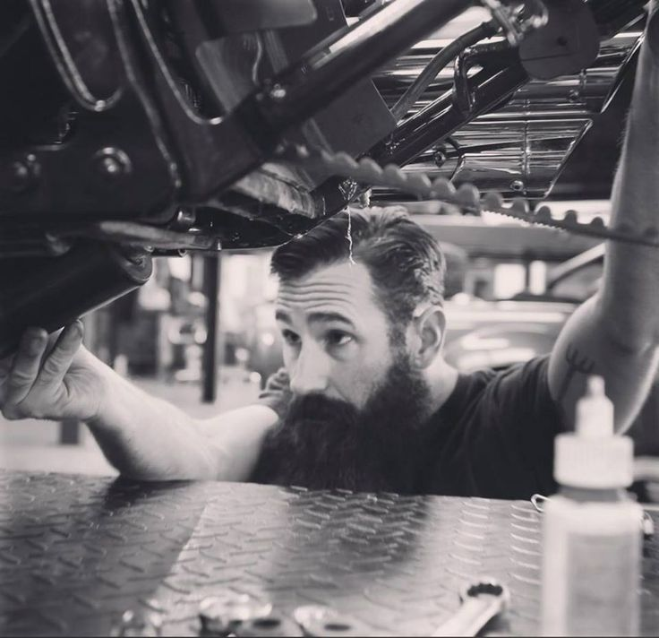 Aaron Kaufman #FastNLoud #HotMechanic