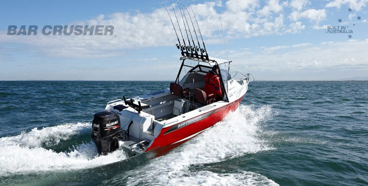 Aluminium Fishing Boats | Bar Crusher Boats - Aluminium Boats and Fishing Boats for Sale
