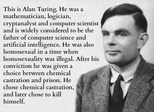 biography of alan turing Mathematician andrew hodges charts the great achievements and extraordinary private life of british mathematician alan turing.