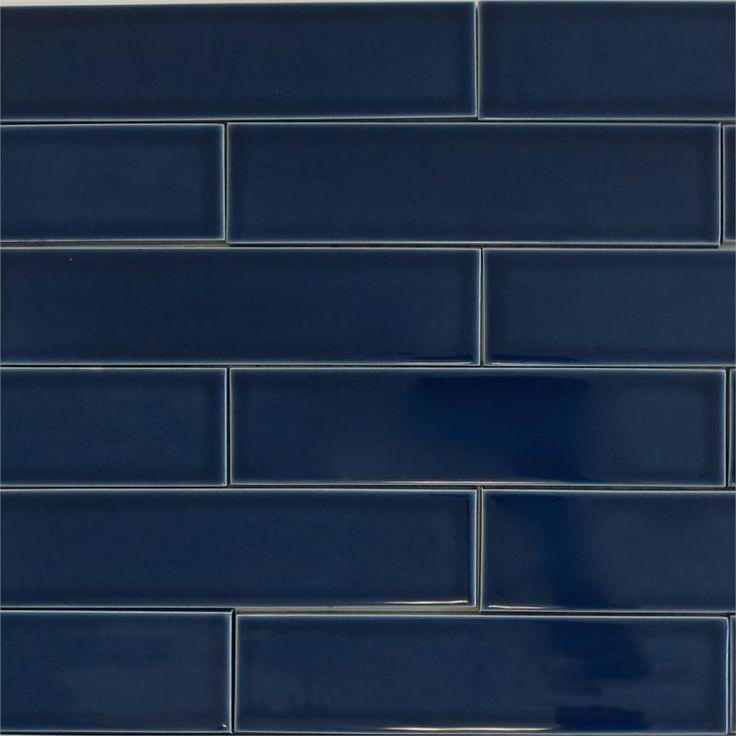 17 Best Ideas About Blue Subway Tile On Pinterest Blue Backsplash Stone Backsplash Tile And