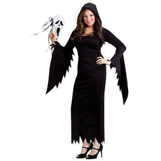 Costume Ideas for Women: Ghostface Costumes for Women (Scream)