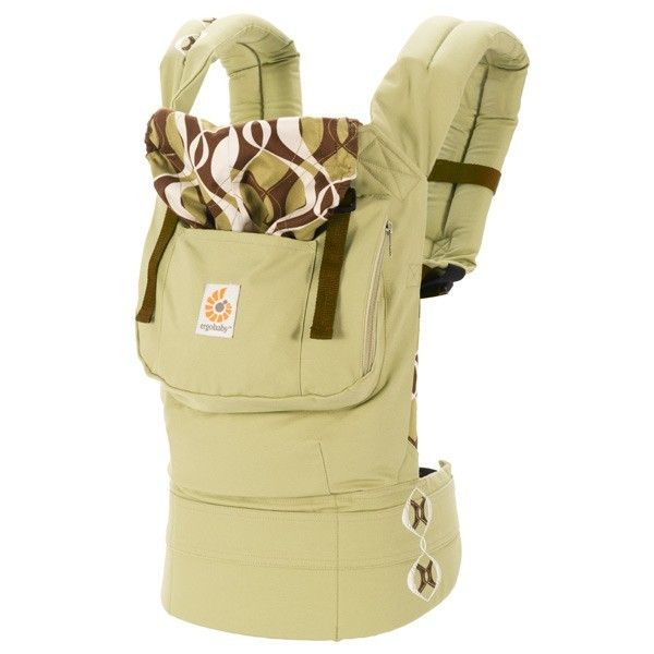 WORLDWIDE FREE SHIPPING Ergobaby ORIGINAL CARRIER - BAMBOO FOREST baby carrier Priced at $89.99