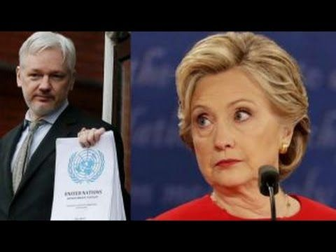 WikiLeaks to make video announcement on Clinton info | TVM News