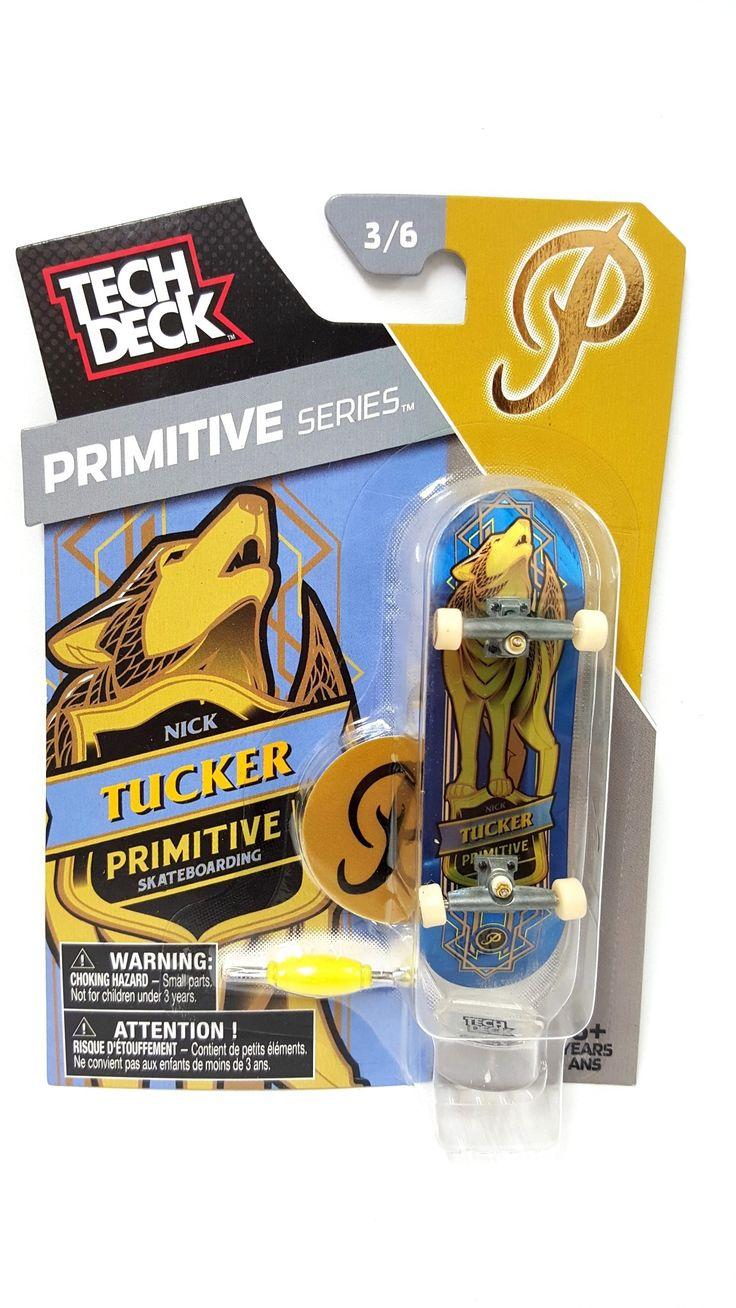 176 best tech deck skateboard images on pinterest tech deck tech deck primitive series nick tucker primitive skateboarding 36 baanklon Image collections