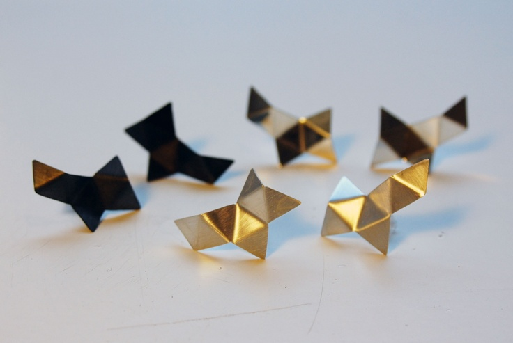 gilded, oxidised and silver