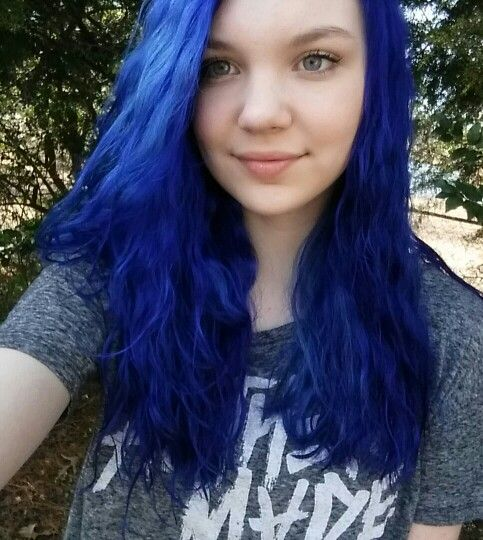 Splat Blue Envy Blue Hair Color Pinterest Of Splat Hair