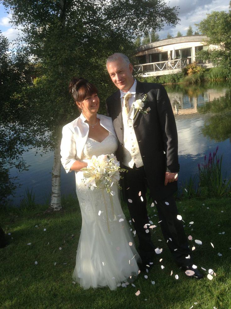 Congratulations recent guests Craig and Denise!