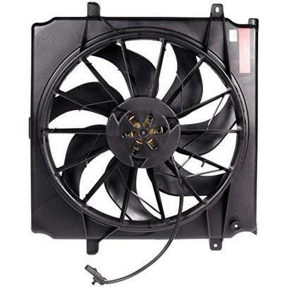 Dorman 620-038 Radiator Fan Assembly - Black