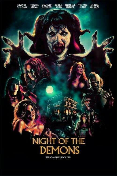 Night of the Demons Remake Horror movie