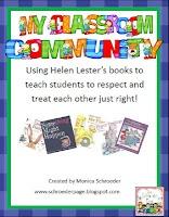 Helen Lester unit to teach life skills!
