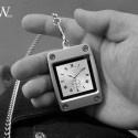 iPocket Watch: Convert an iPod Nano into a digital pocket watch.