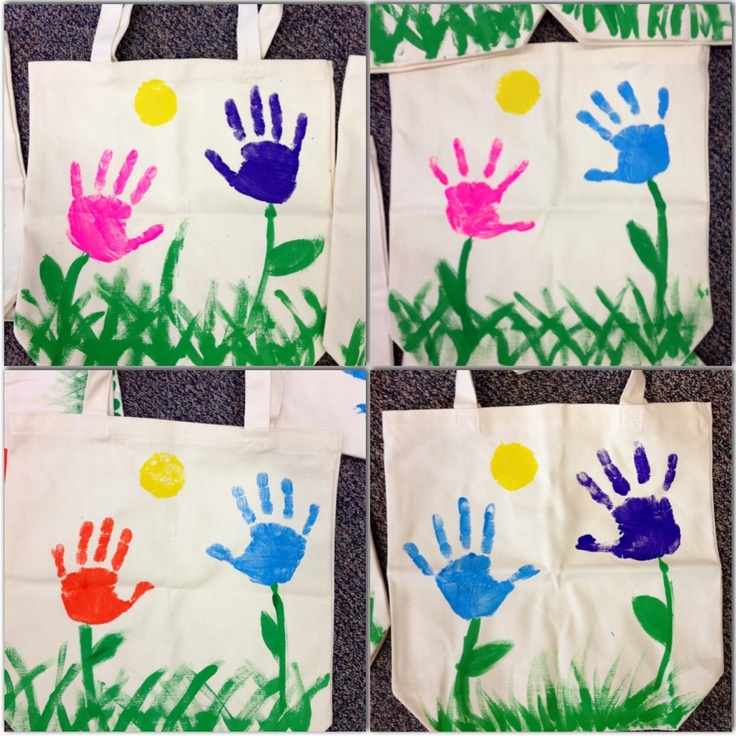 Mother 39 s day tote bags grade 1 mother 39 s day for Arts and crafts tote bags