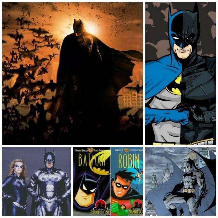 Главная » Дизайн » Бэтмен — начало эпохи комиксов и супергероев