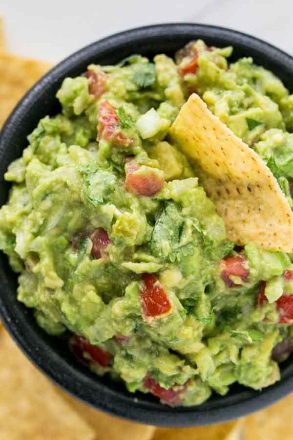 Spicy Guacamole Recipe Guacamole Recipe Easy Best Guacamole Recipe Guacamole Recipe Easy Homemade
