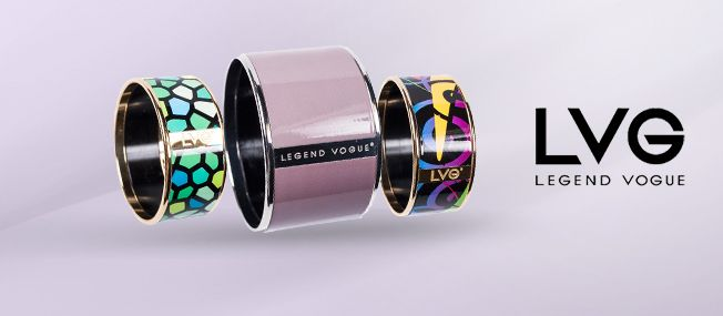 Επώνυμα γυναικεία καλοκαιρινά βραχιόλια by LVG Legend Vogue έως -65%
